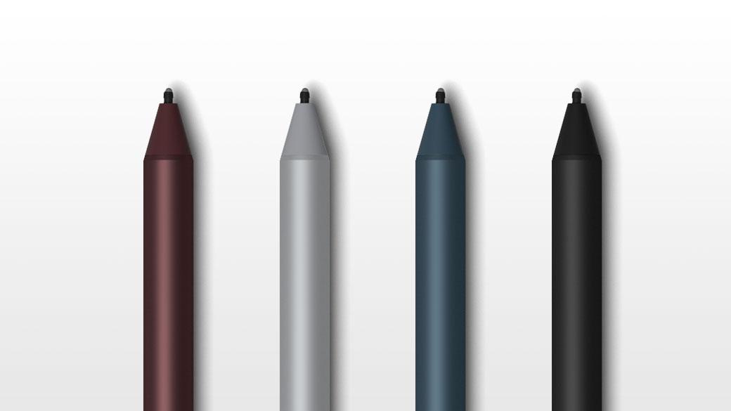 صور Surface Pen المتعددة