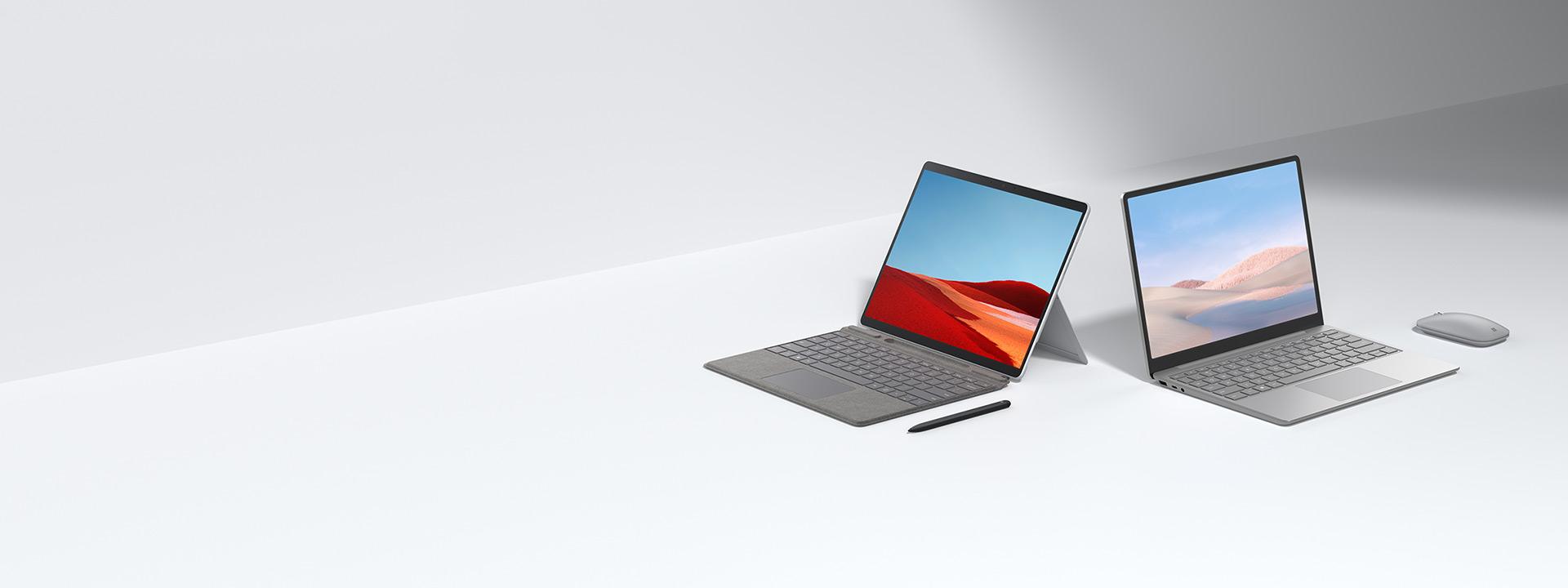 عائلة أجهزة Surface الجديدة