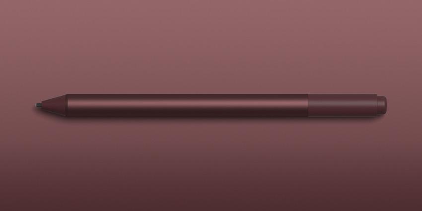 جهاز Surface Pen ذو التدرج النبيتي