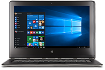 صورة لكمبيوتر محمول