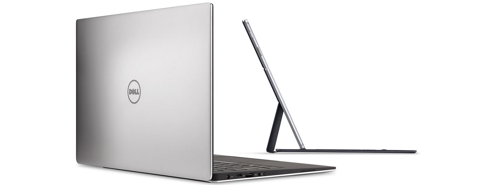 كمبيوتر محمول من Dell مستند إلى Windows 10