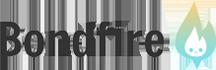شعار شركة Bondfire