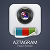 Aztagram