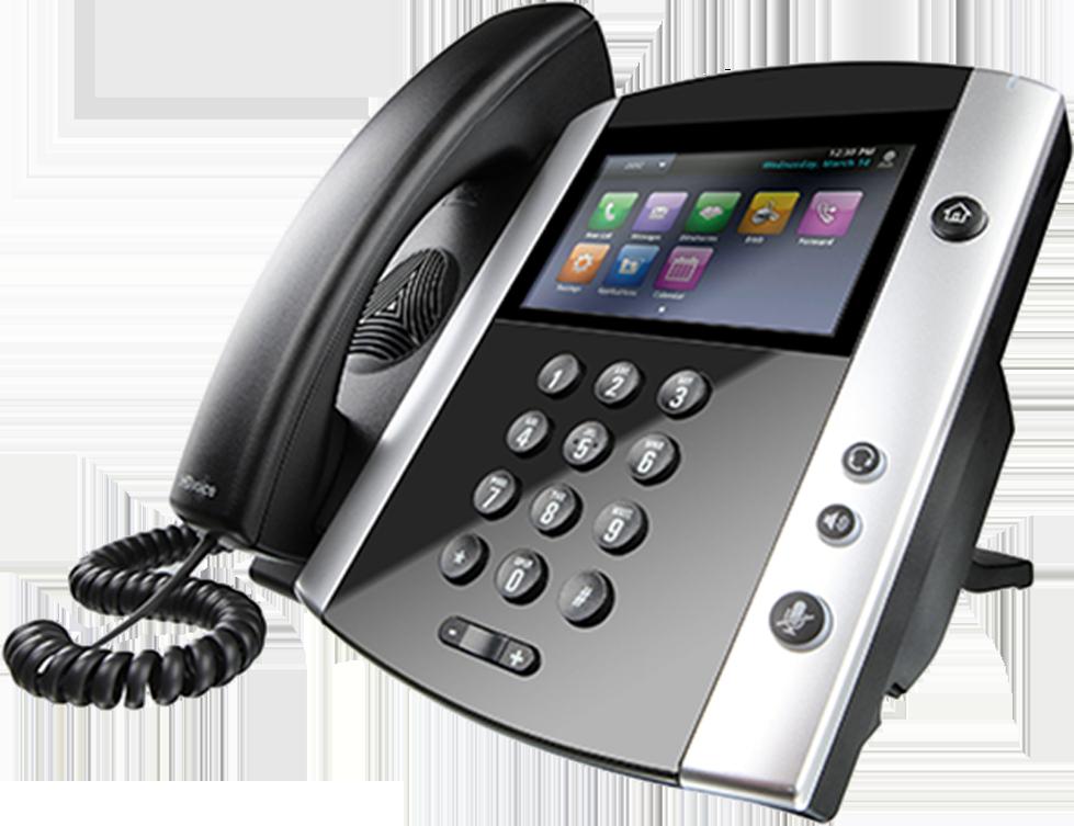 Настолен телефон