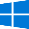 Logotip sistema Windows 10