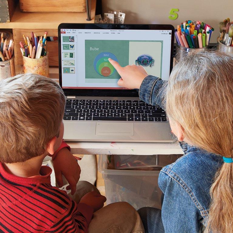 Oslobodite svoju kreativnost. Kupite Office Home & Student 2013.