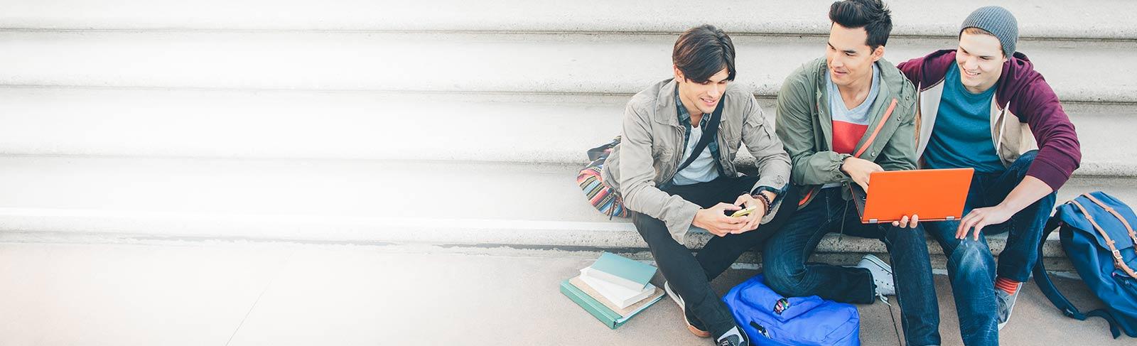 Office 365 pro vysokoškoláky