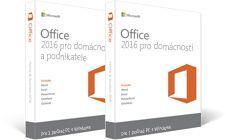 Office 2016 pro domácnosti a podnikatele, Office 2016 pro domácnosti