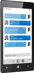 Lync 2013 pro Windows Phone