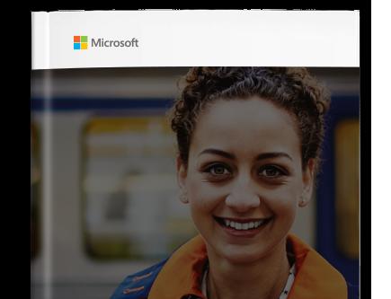 Stránka z elektronické knihy s názvem 5 faces of today's employees (Pět typů dnešních zaměstnanců)