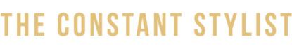 Logo Constant Stylist