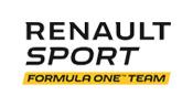 Logo týmu Formule 1 Renault Sport