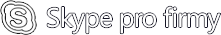 Logo Skypu pro firmy