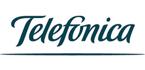 Logo společnosti Telefónica