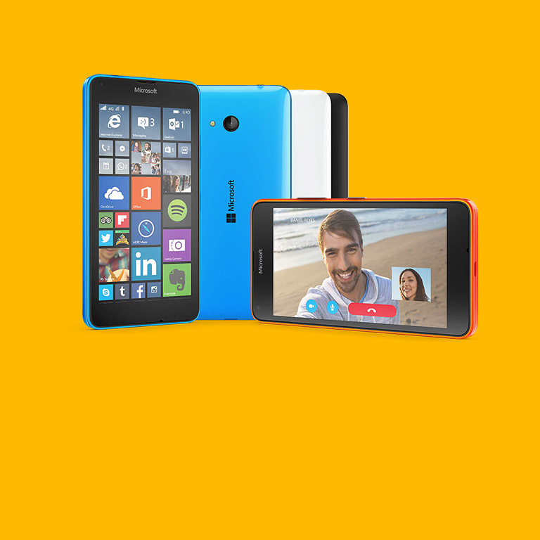 Kupte si telefon Lumia640 adostanete Office365 pro jednotlivce.