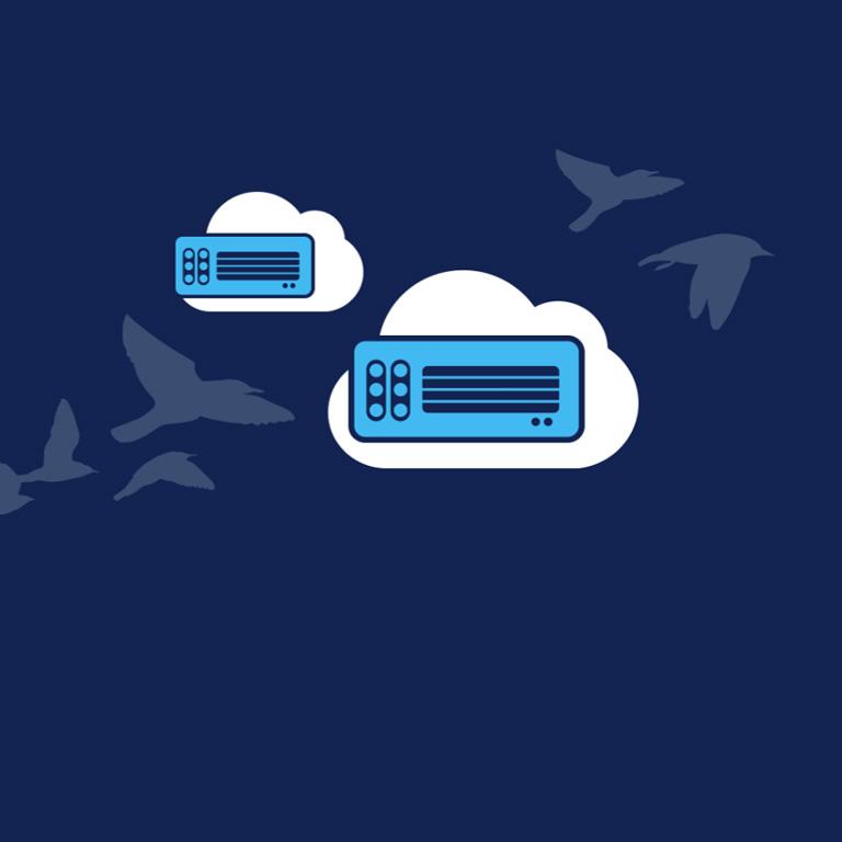 Support til Windows Server 2003 ophører snart. Planlæg migreringen.