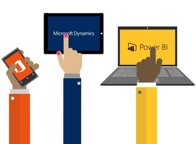 Microsoft Dynamics CRM og Office 365
