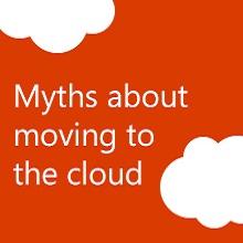 Myter om at flytte til skyen