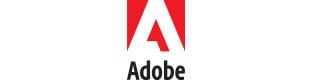 Logo von Adobe
