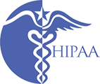 HIPAA-Logo, Informationen zur Compliance von Microsoft mit HIPAA/HITECH