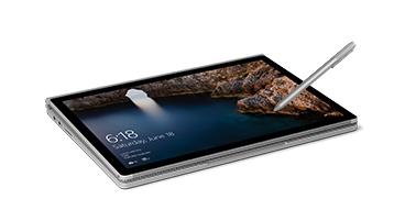 Surface Book im Canvas-Modus