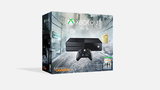 Xbox One Tom Clancy's The Division Bundle, jetzt kaufen