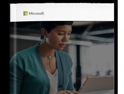 """Eine Seite aus dem E-Book """"5 Funktionsbereiche – in 15 Minuten zum digitalen Unternehmen"""""""