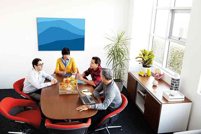 ERP-System von Microsoft
