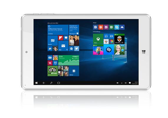 "Bluechip TRAVELline T8-E3 (8""Tablet)"