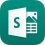 Sway-Logo, Sway-App aus dem App Store herunterladen