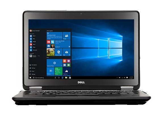 Dell Latitude 12 7000 Series (Touch)