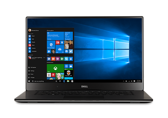 Dell XPS 15 (4K Touch)