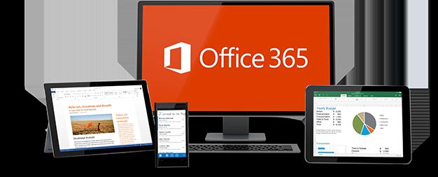 Microsoft Office 365 - Jetzt mehr erfahren