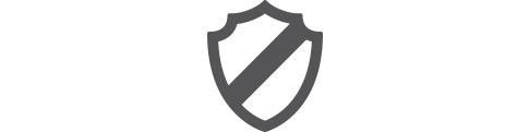 Schutzschild als Symbol für Sicherheit