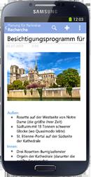 OneNote für Android-Smartphones