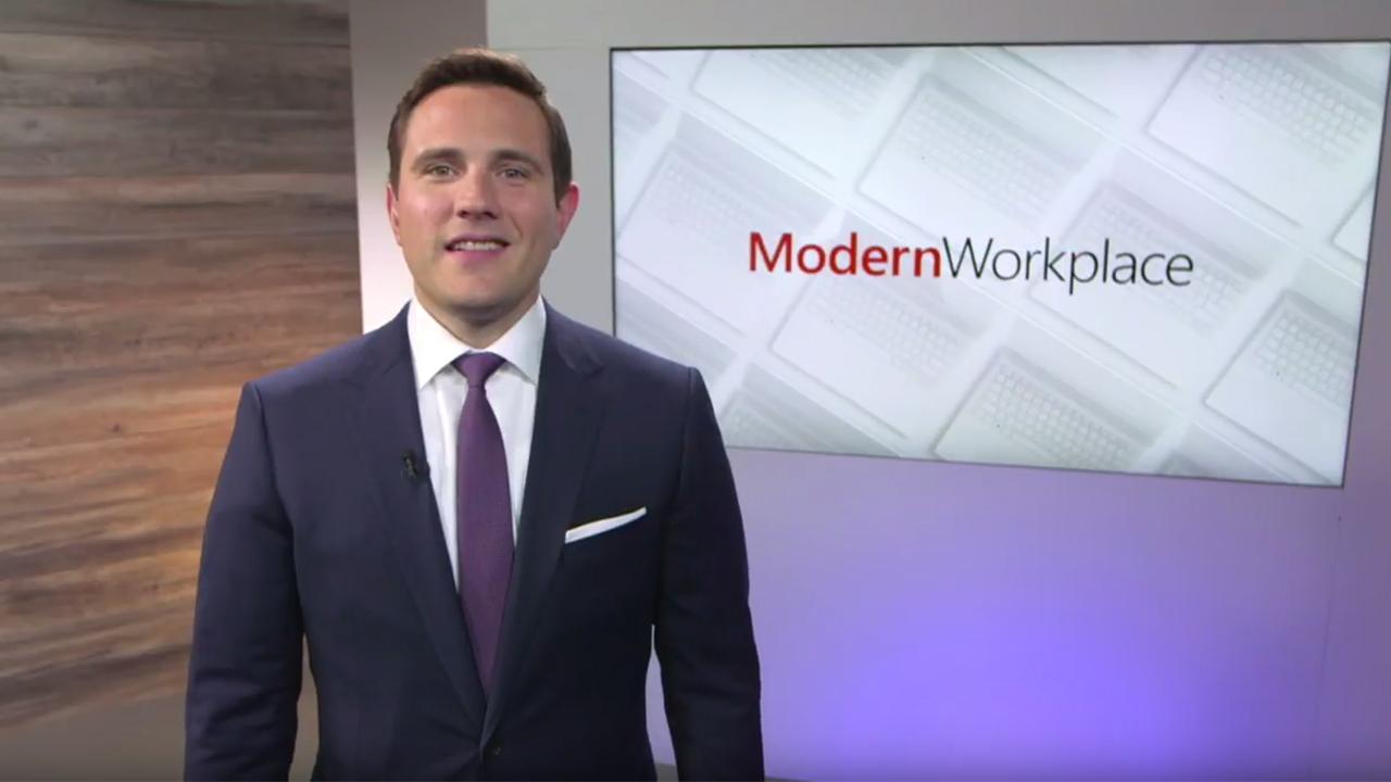 """Modern Workplace, """"Was bringt die EU-DSGVO?"""""""