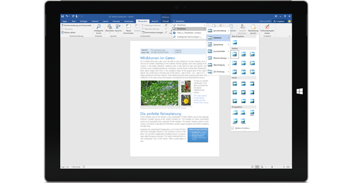 word microsoft office and document b Microsoft office is a suite of multiple office lens is an image scanner which uses the camera of the mobile device to capture a document and.