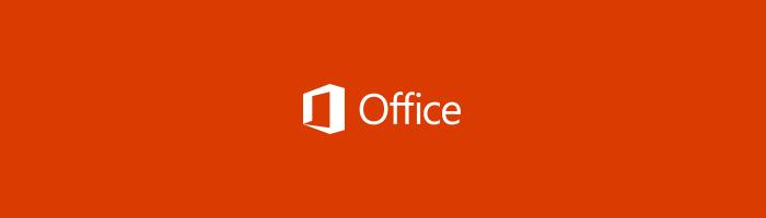 Symbol von Office
