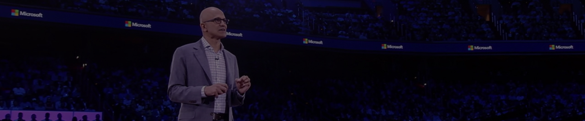 Jetzt ansehen: Satya Nadella kündigt Microsoft 365 an