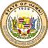 Logo des US-Bundesstaats Hawaii