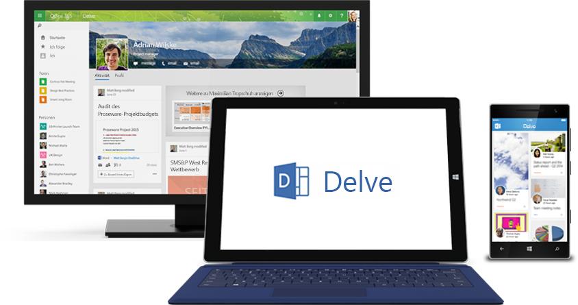 Office 365 Video ist ein moderner Videostreamingdienst für Unternehmen.