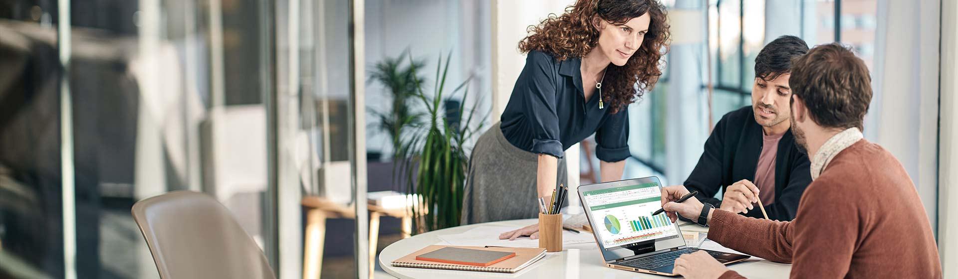 Office 365: Informationen über Business-Tools für Unterneh