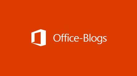 Logo von Office-Blogs, Artikel zur Archivierung externer Daten in Office 365 lesen