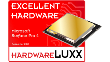 Microsoft Surface Pro 4 Hardware LUXX