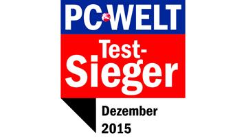 PC WELT Test-Sieger