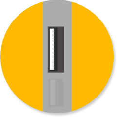 Antwortsymbol für USB-A-Anschlüsse
