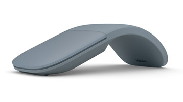 Surface Arc Mouse in Eisblau