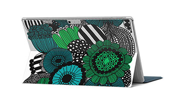 Siirtolapuutarha – The Marimekko Skin for Microsoft Surface Pro