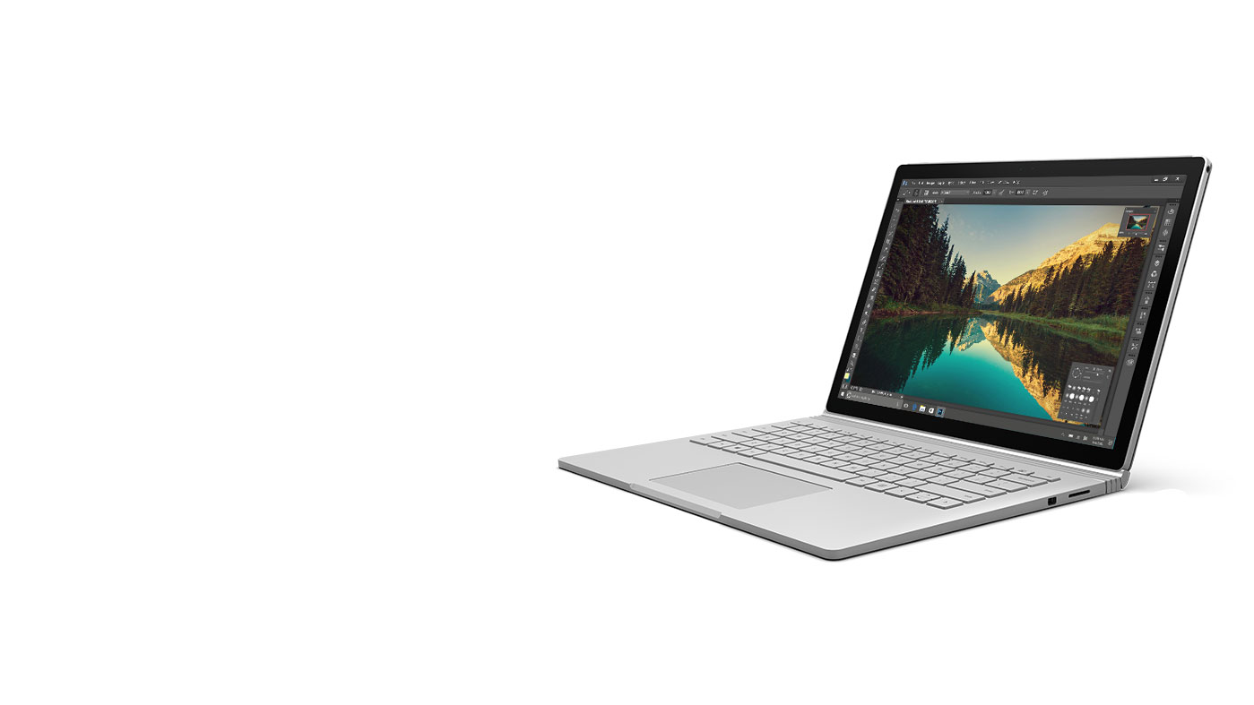 Surface kennenlernen