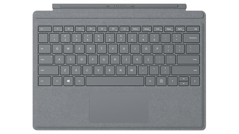 Bild von Surface Pro Signature Type Cover